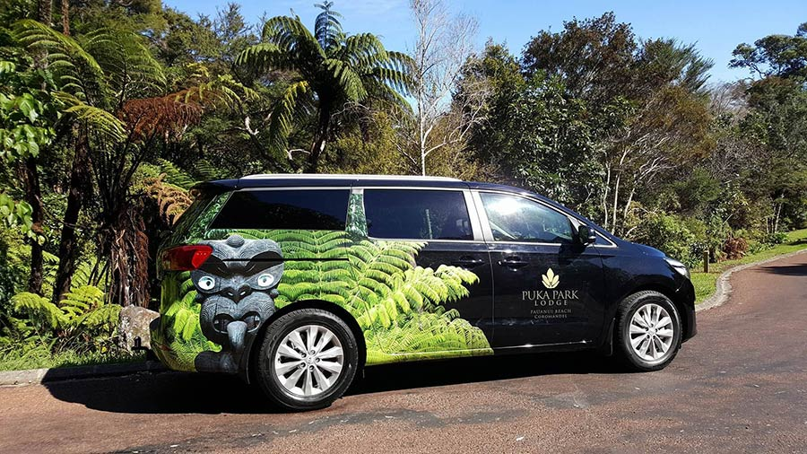 Grand Mercure Puka Park Shuttle Service