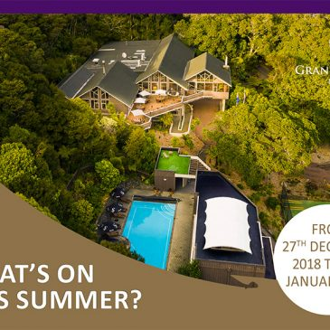 Grand Mercure Puka Park 2018-19 F&B Summer Guide