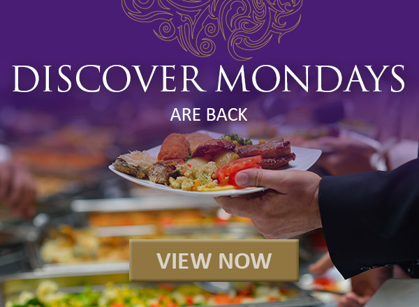 Discover Mondays are Back