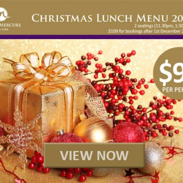 Christmas Lunch at Grand Mercure Puka Park 2019